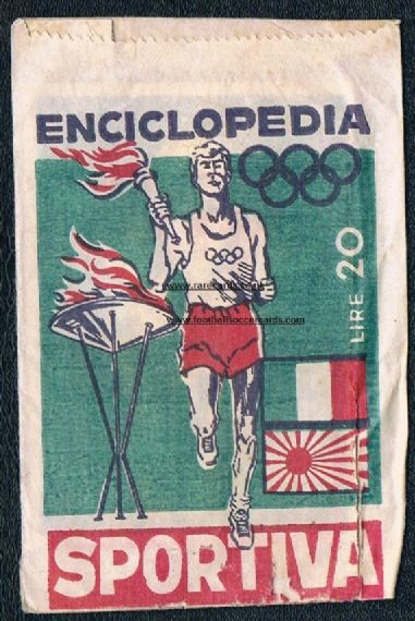1964 Lampo Tokyo Olympic Games SEALED